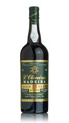D'Oliveiras Madeira - 15 year old Medium Sweet