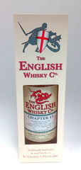 English Whisky Co Chapter 15 Heavily Peated Single Malt