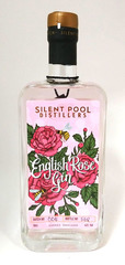 Silent Pool English Rose Gin