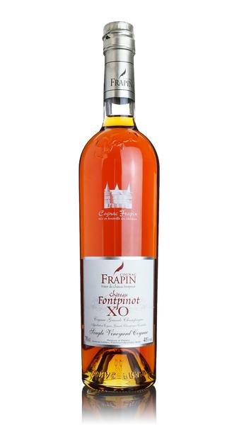 Frapin Chateau de Fontpinot Grande Champagne Cognac XO