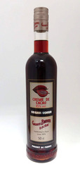 Gabriel Boudier Crème de Cacao, Brown