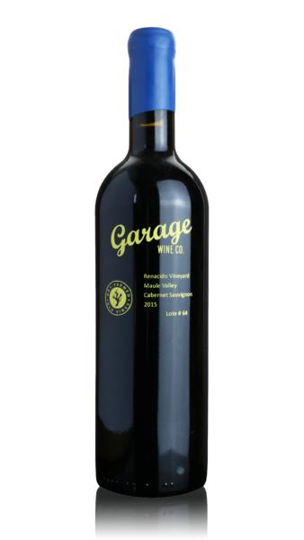 Garage Wine Co Cabernet Sauvignon 2015
