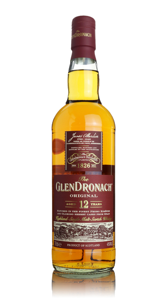 Glendronach Original 12 Year Old Highland Single Malt