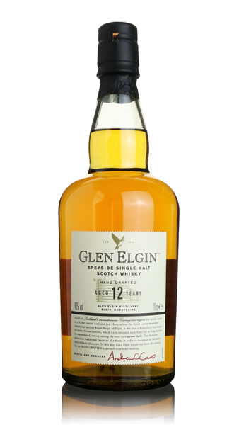 Glen Elgin 12 Year Old Speyside Single Malt