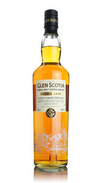 Glen Scotia Double Cask Campbeltown Cask Single Malt