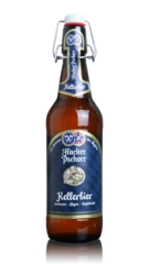 Hacker Pschorr Munchner Kellerbier Anno 1417