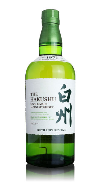 Hakushu Distillers Reserve Single Malt