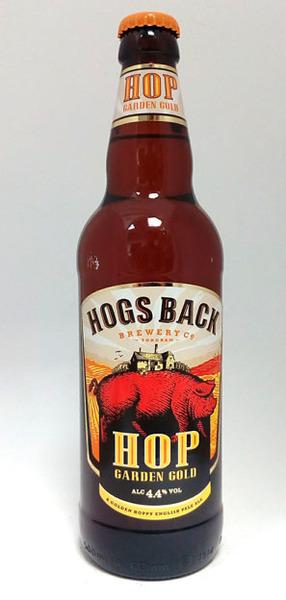 Hogs Back Hop Garden Gold