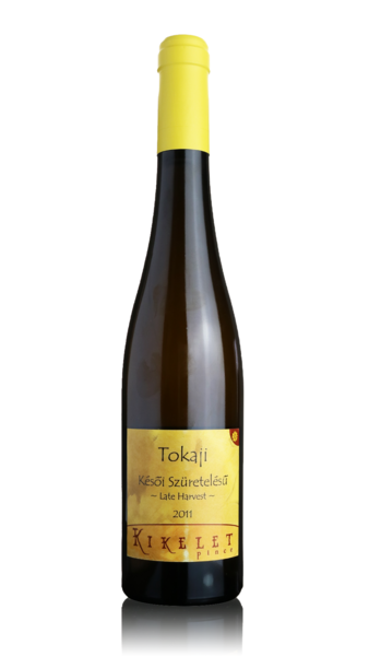 Kikelet Late Harvest Tokaji - 50cl 2011