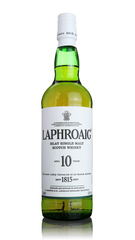 Laphroaig 10 Year Old Islay Single Malt
