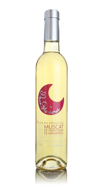 Le Clos de Gravillas Muscat St Jean de Minervois - 50cl 2015