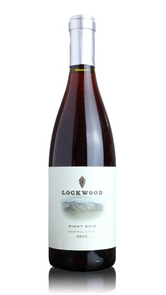 Lockwood Vineyard Central Coast Pinot Noir 2016