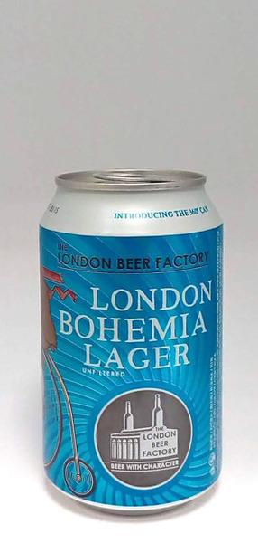 London Beer Factory Bohemia Lager