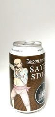 London Beer Factory Sayers Stout