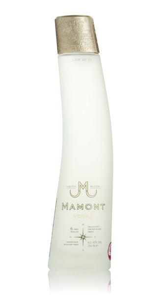 Mamont Siberian Wheat Vodka
