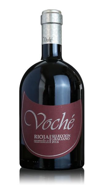 Manzanos 'Voche' Seleccion Graciano, Rioja 2014