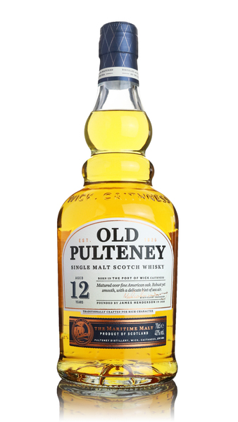 Old Pulteney 12 Year Old Highland Single malt