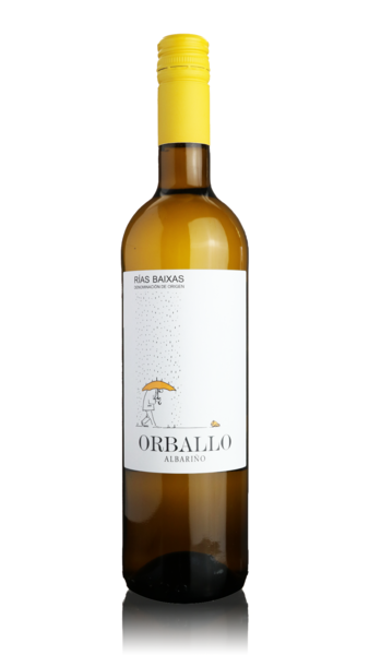 Orballo Albarino, Rias Baixas 2019