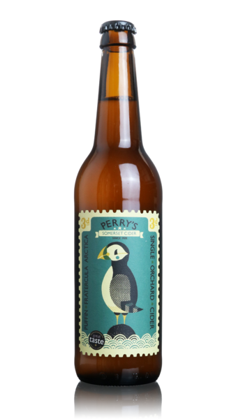 Perry's Puffin Dry Cider