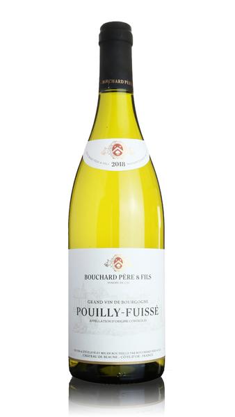 Pouilly-Fuisse, Bouchard Pere et Fils 2018