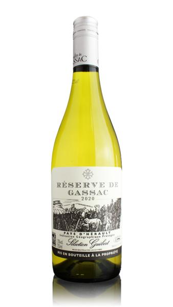 Reserve de Gassac Blanc 2020