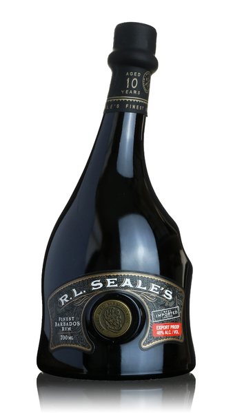 RL Seales 10 Year Old Export Proof Rum