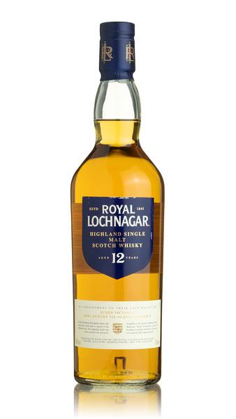 Royal Lochnagar 12 Year Old Highland Single Malt