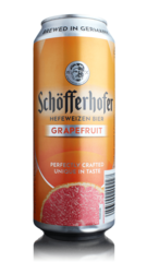 Schofferhofer Grapefruit Wheat Beer