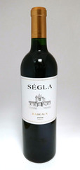 Segla, Margaux 2009