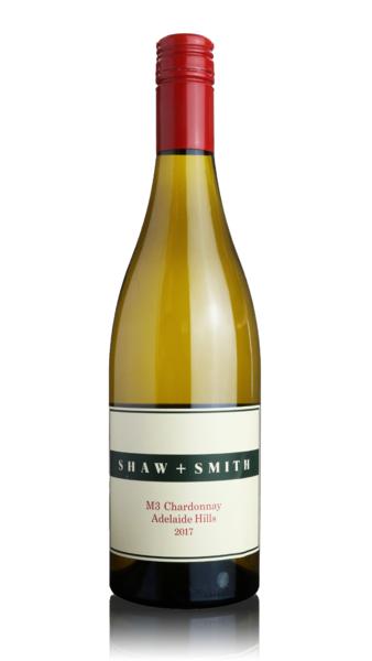 Shaw + Smith M3 Chardonnay Adelaide Hills 2017