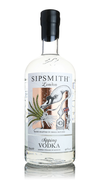Sipsmith Sipping Vodka