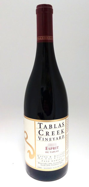 Tablas Creek Vineyard, Esprit de Tablas Red 2011