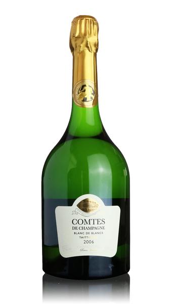 Taittinger Comtes de Champagne Grand Cru Blanc de Blancs 2006