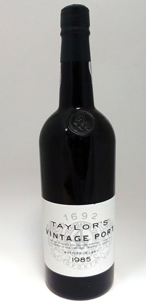 Taylor's Vintage Port 1985