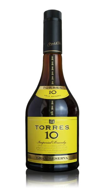 Torres 10 Gran Reserva Imperial Brandy