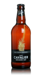Two Cocks 1643 Cavalier Golden Ale
