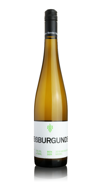 Weissburgunder, Bender 2017