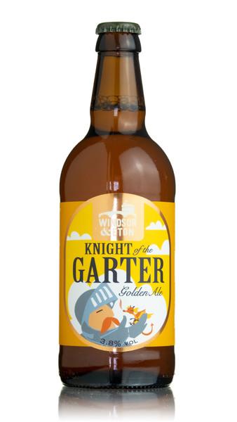 Windsor & Eton Knight of the Garter Golden Ale