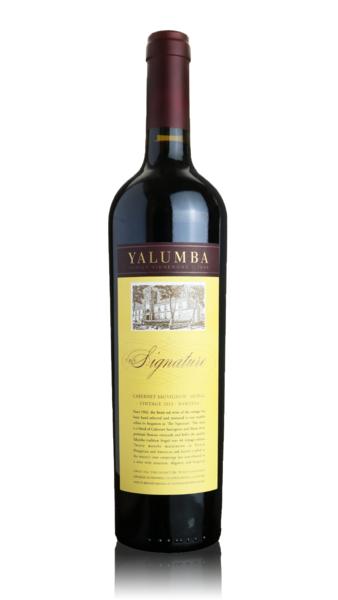 Yalumba The Signature Cabernet Sauvignon Shiraz 2013