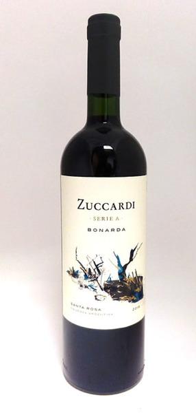 Zuccardi Serie A Bonarda 2018