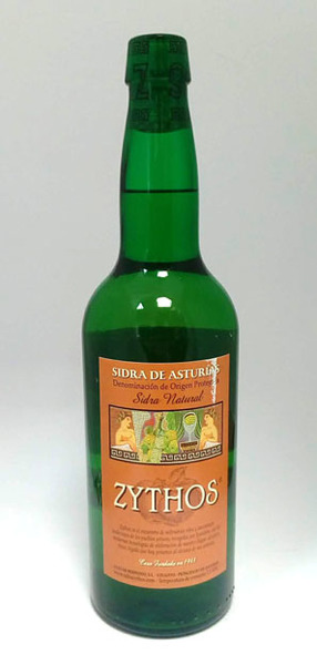 Zythos Sidra de Asturias