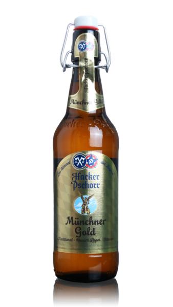 Hacker Pschorr Munchener Gold