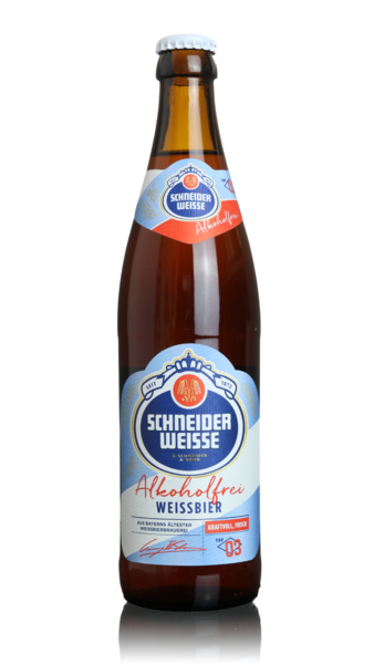 Schneider Weiss Alkoholfrei