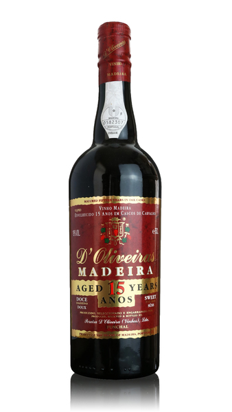 D'Oliveiras Madeira - 15 year old Sweet