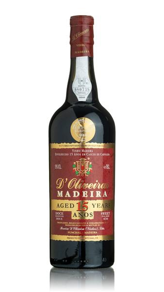 D'Oliveiras Madeira - 15 year old Sweet