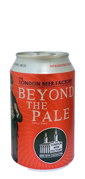 London Beer Factory Beyond the Pale
