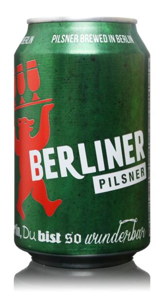 Berliner Pilsner (Can)