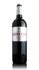 Baron de Brane, Margaux 2010