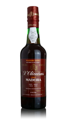 D'Oliveiras Madeira - 3 year old Sweet - Half Bottle