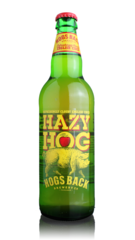 Hogs Back Hazy Hog Cider